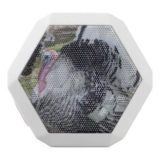 Turkey White Boombot Rex Bluetooth Speaker