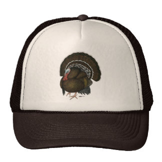 Turkey Bronze Tom Cap