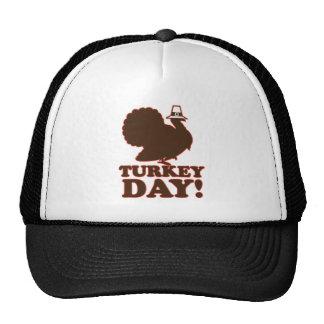 turkey day cap