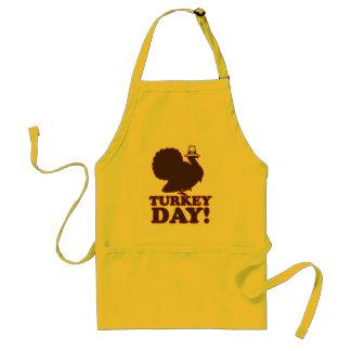 Turkey Day - Customized Standard Apron