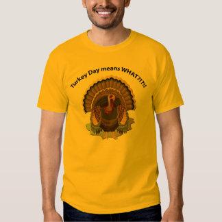 Turkey Day Shirt