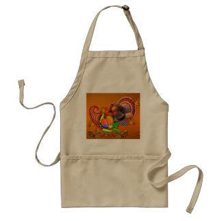 Turkey Day Standard Apron