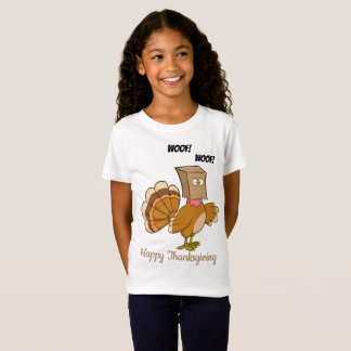 Turkey Disquised As Dog T-Shirt