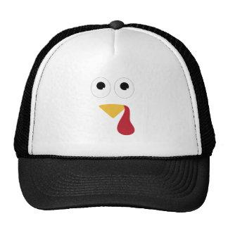 Turkey Face Cap