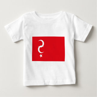 turkey-Flag #2 Baby T-Shirt