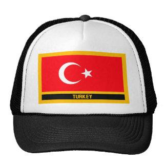 Turkey Flag Cap