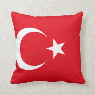 Turkey Flag Cushion