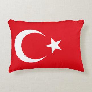 Turkey Flag Decorative Cushion