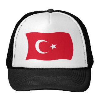 Turkey Flag Hat