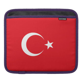 Turkey Flag iPad Sleeve