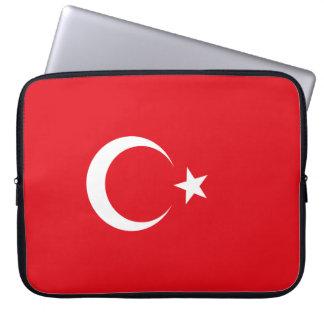 Turkey Flag Laptop Sleeves