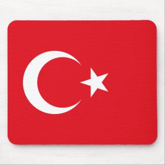 Turkey Flag Mouse Pad