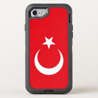 Turkey Flag OtterBox Defender iPhone 8/7 Case