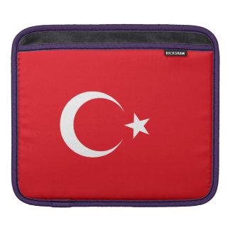 Turkey Flag Sleeves For iPads