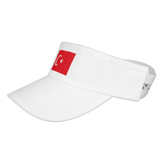 Turkey Flag Visor