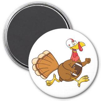 turkey football player magnet