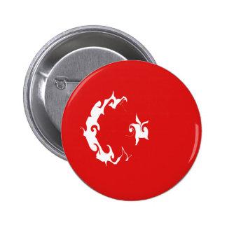 Turkey Gnarly Flag Pins