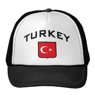 Turkey Mesh Hats