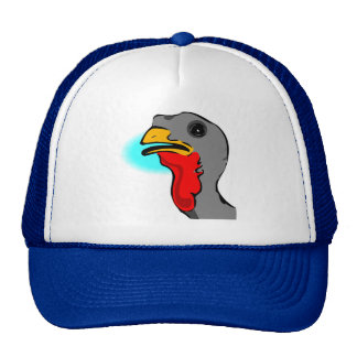 Turkey Head Cap