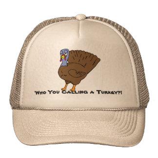 Turkey? Holiday cap