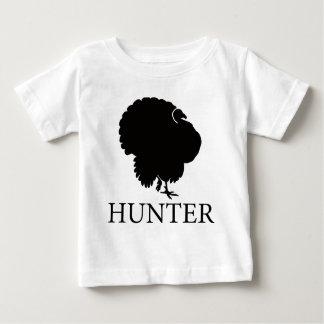 Turkey Hunter Baby T-Shirt