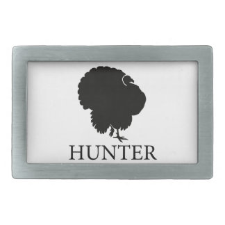 Turkey Hunter Belt Buckles