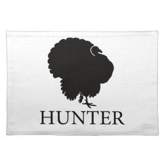 Turkey Hunter Placemat