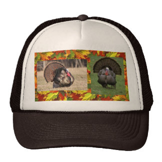 TURKEY HUNTERS CAP TRUCKER HAT