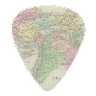 Turkey In Asia 2 Acetal Guitar Pick