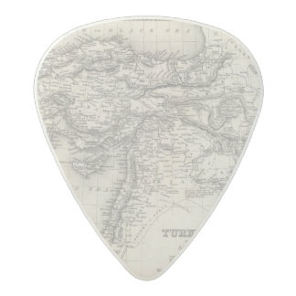 Turkey in Asia 4 Acetal Guitar Pick