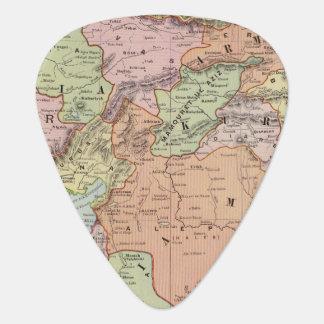 Turkey in Asia 6 Guitar Pick
