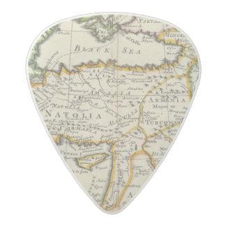 Turkey in Asia or Asia Minor Acetal Guitar Pick