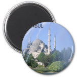 Turkey Istanbul Blue Mosque (St.K) Magnet