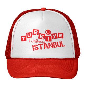 TURKEY ISTANBUL hat