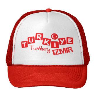 TURKEY IZMIR hat