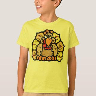 Turkey kid shirt