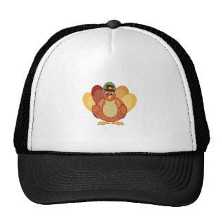 Turkey Man Hat