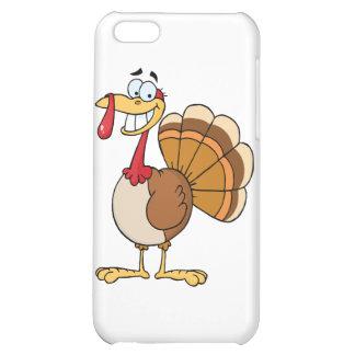 Turkey Mascot Cartoon Character iPhone 5C Cover