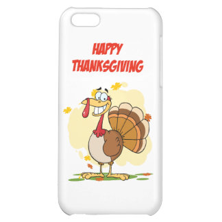 Turkey Mascot Cartoon Character Cover For iPhone 5C