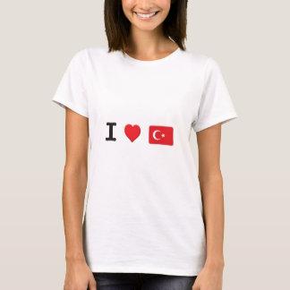 Turkey Micro T-Shirt