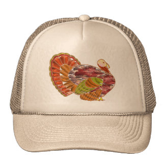 Turkey on Hat