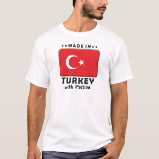 Turkey Passion T-Shirt