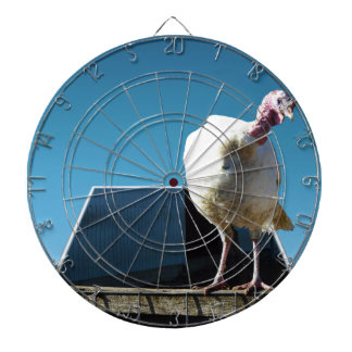 Turkey Popout Art, Dartboard