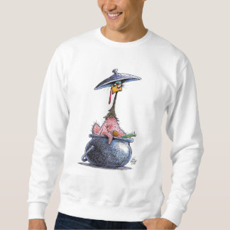 Turkey Pot Pie Basic Sweatshirt
