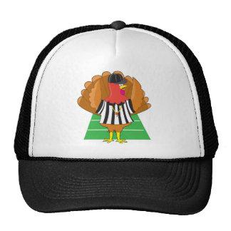 Turkey Referee Mesh Hat