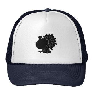 Turkey Silhouette Cap