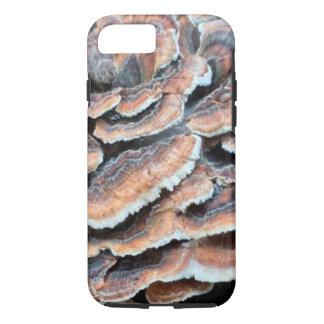 Turkey Tail Mushroom iphone case
