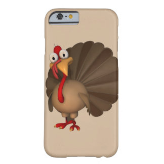 Turkey Thanksgiving Barely There iPhone 6 Case