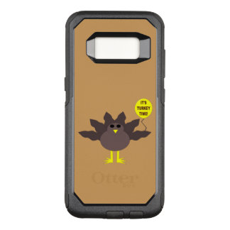 Turkey Time Thanksgiving Phone Case