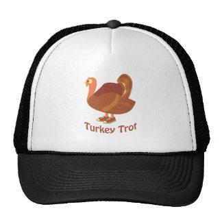Turkey trot cap